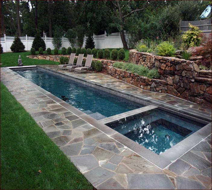 Small Pools For Small Yards Swiming Pool Design | Small backyard .