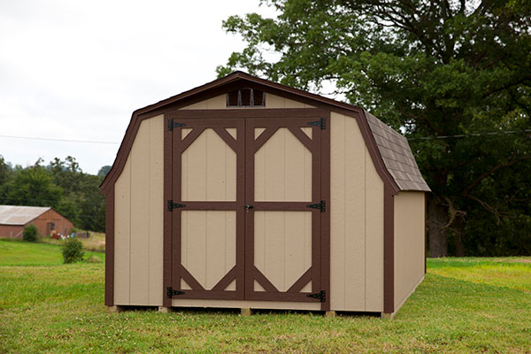 Small Storage Sheds | Mini Barns | Made in Arkans