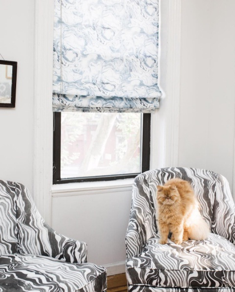 Cool Patterned Blinds Steal The Spotlight As A Home Trend | LIFESTY