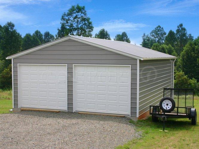 Steel and metal garage buildings for sale | Carpor