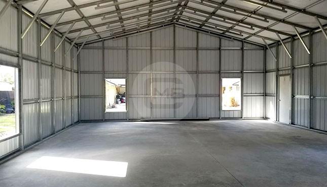 24x60 Metal Garage Building | Large Garage Buildi