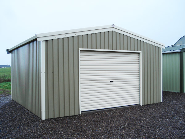 Steel Sheds for Large Storage | Steel Buildings Bl