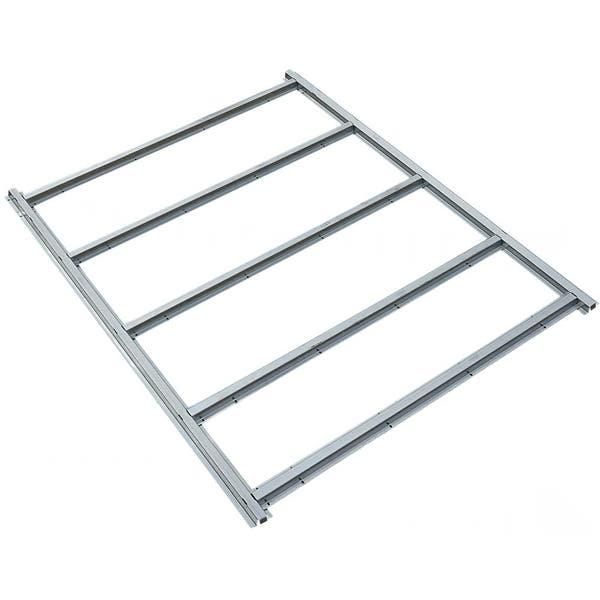 Shop steel shed floor kit, metal shed floor kit, arrow sheds floor .