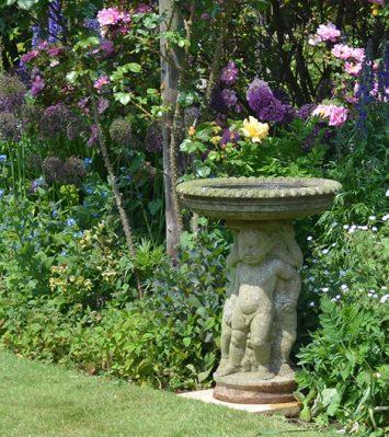 Stone Cast Stone Garden Ornaments | Haddonstone U