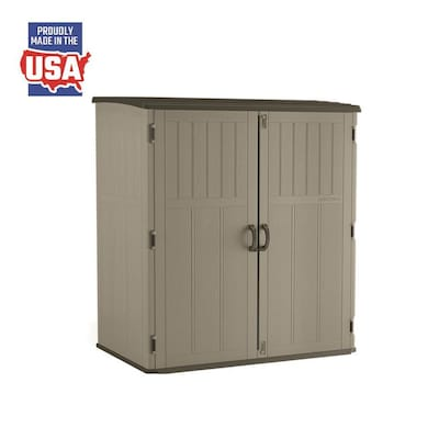 Vinyl & Resin Storage Sheds at Lowes.c