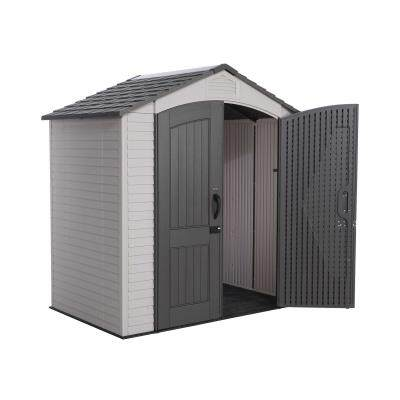 Lifetime 7 Ft. x 4.5 Ft. Outdoor Storage Sh