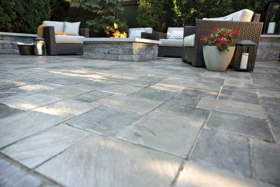 Floor Patio Pavers Remarkable On Floor Throughout Richcliff Paver .