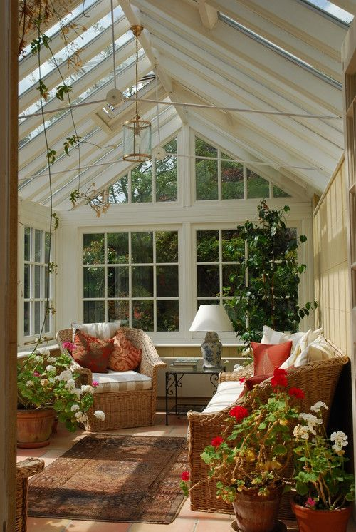 9 Beautiful Sun Rooms You'll Love - Town & Country Living .