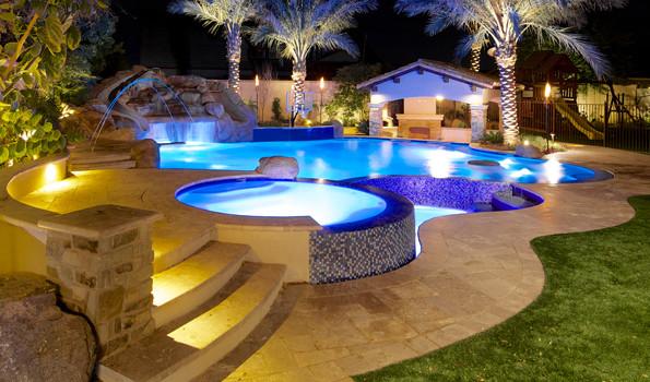 Swimming Pool Design | Phoenix Landscaping Design & Pool Builders .