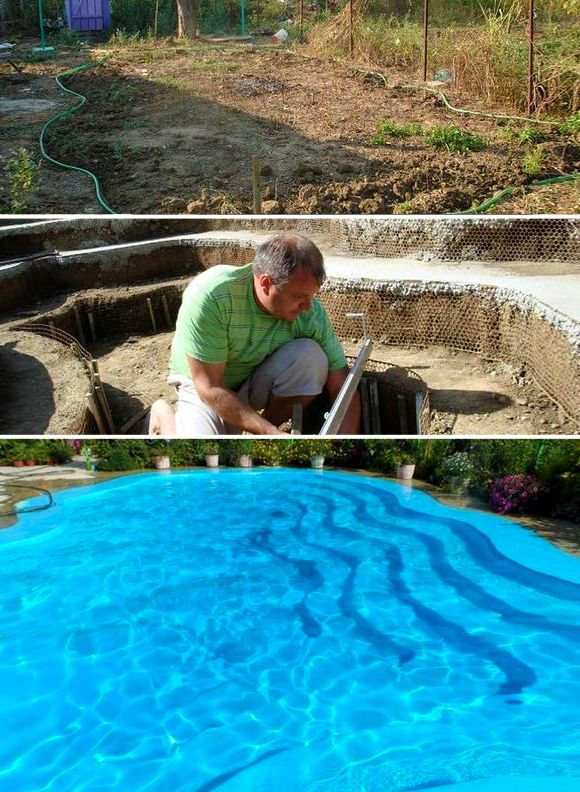 7 DIY Swimming Pool Ideas and Designs: From Big Builds to Weekend .
