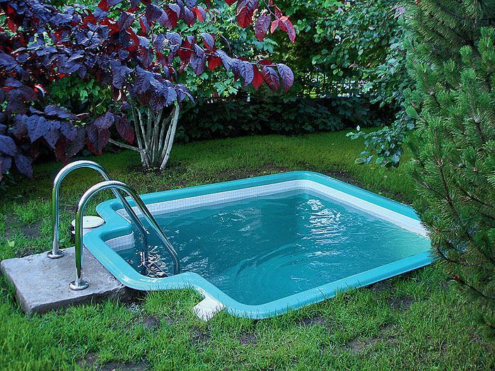 ▷1001 + Ideas for Charming Small Backyard Pool Ideas in 2020 .