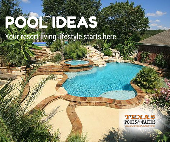 5 Incredible Swimming Pool Ideas for Your Bare Backya