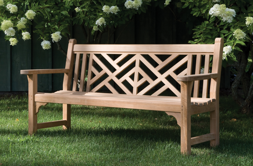 How to Care for Teak Outdoor Patio Furniture - AuthenTE