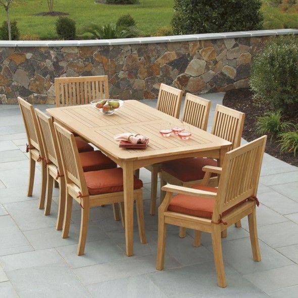 Teak Patio Furniture Costco | Decor Ideas | Teak patio furniture .