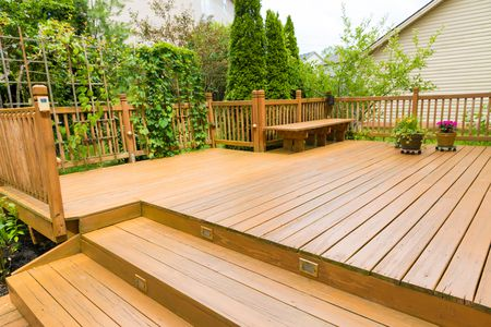 Wood and Composite Decking Pros and Co