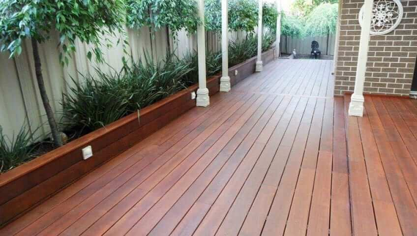 How To Maintain Timber Decking | Maid Sailo