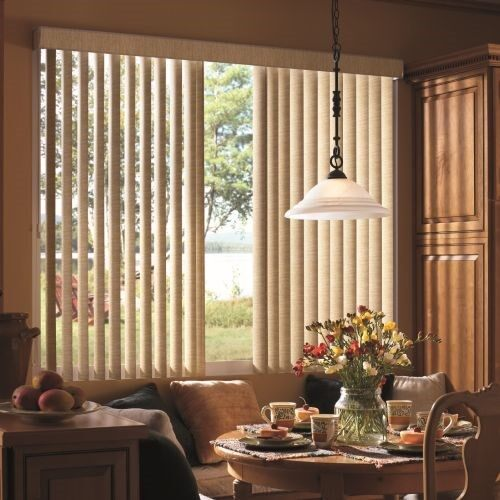 Fabric Vertical Blinds | TheHomeDep