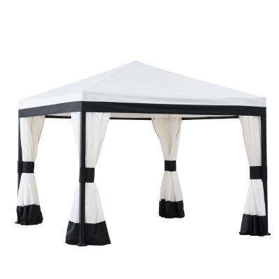 White - Gazebos - Shade Structures - The Home Dep