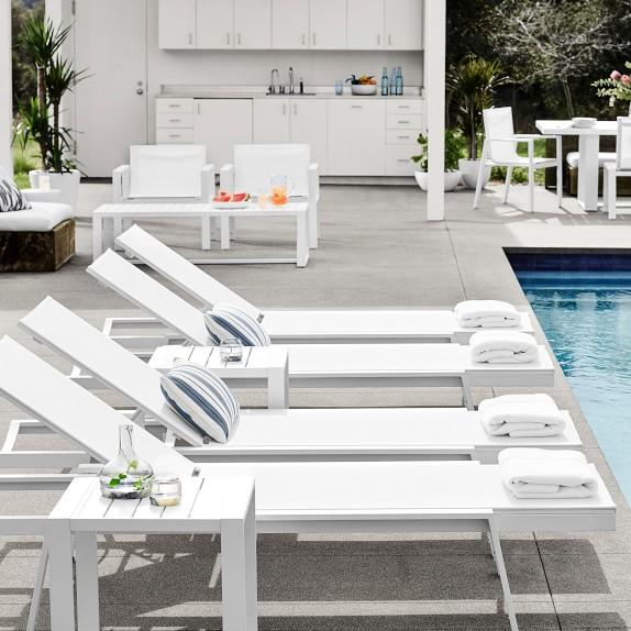 Santa Barbara Outdoor Side Table | Williams Sono