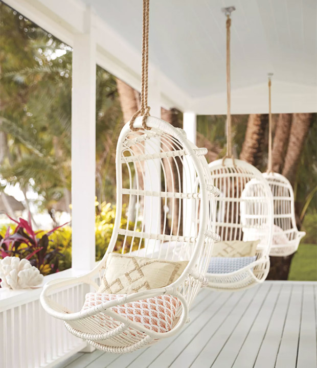 Editor's Picks: The Best White Outdoor Furniture - House & Ho