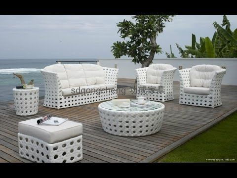 Many people swing to white wicker furniture due to its flexibility .