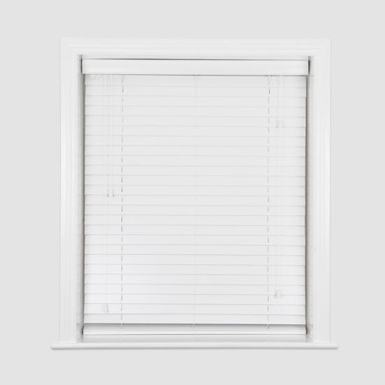 white venetian blinds premier pure white wooden venetian blind .