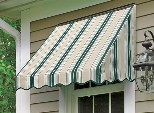 Fabric Window Awnings | General Awnin