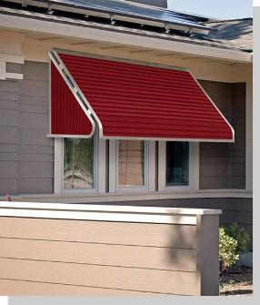Awnings | Aluminum Window Awnings USA | Sunbrella Fabric Window .