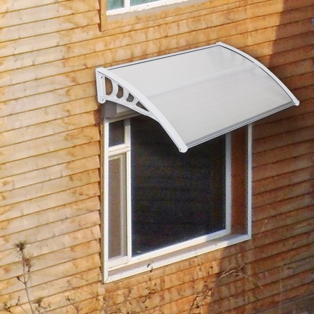 "UBesGoo 40""x 30"" Door Window Outdoor Awning Patio Cover Uv Rain ."