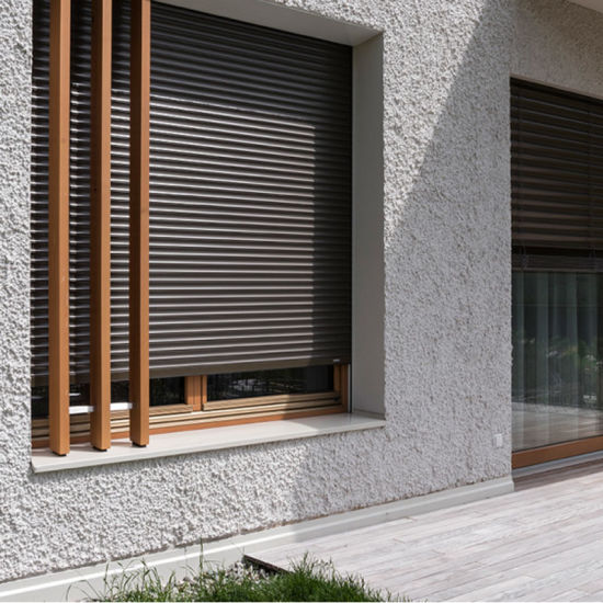 China Outdoor Anti-Theft Lifting Window Shutter Blind - China .