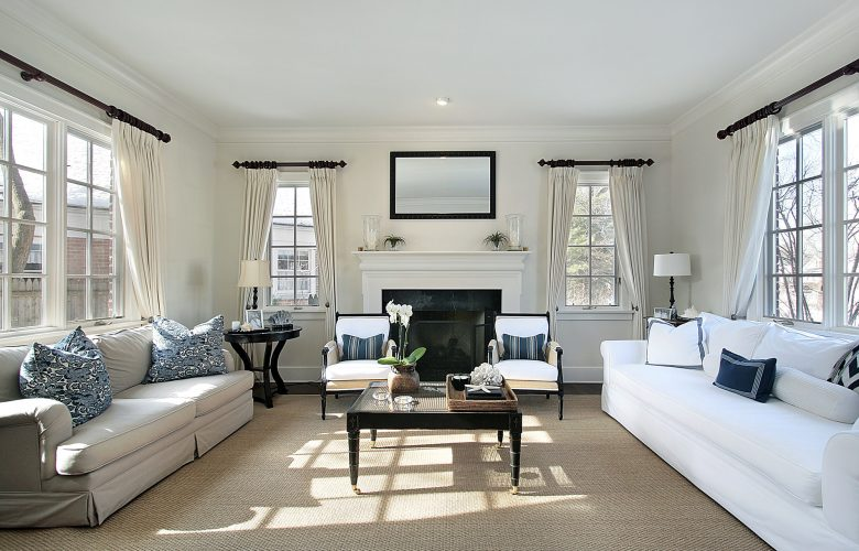 5 Living Room Window Treatment Ideas to Make Your Room Stand O