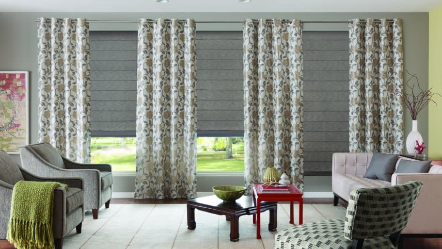5 Window Treatment Ideas for Tall Windows | Angie's Li