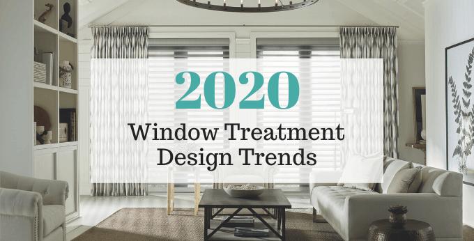2020 Window Treatment Trends | Decorvi
