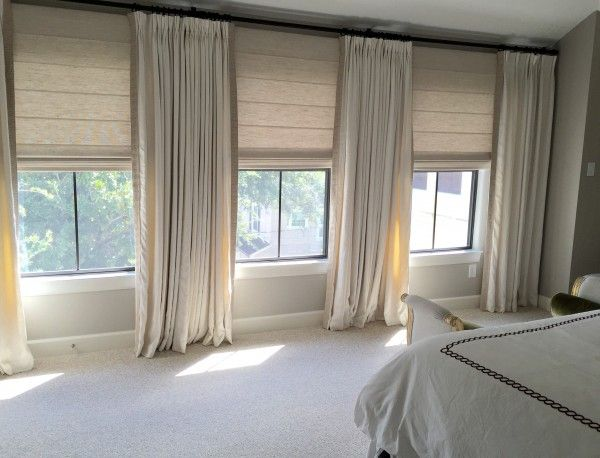 Our New House: Window Treatments | La Dolce Vita | Window .