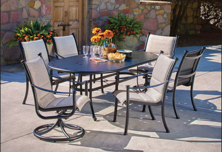 Winston Sling Patio Furniture Collections | Amarillo Patio Shop .