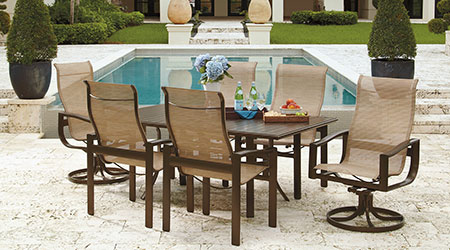 Aluminum Furniture Archives - Patio Land U
