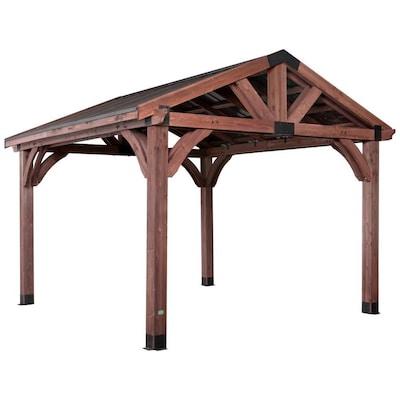 Wood Gazebos at Lowes.c