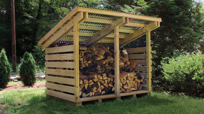 Build a Modular Modern Woodshed - Fine Homebuildi