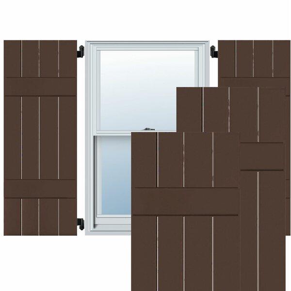 Exterior Wood Shutters | Wayfa