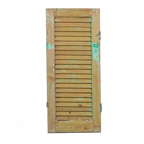 Vintage Wood Shutters | Authentic Salvaged Decor With Original .