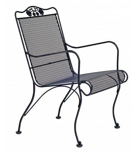 Woodard Briarwood High Back Patio Chair | Wayfa