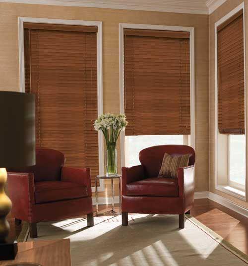 "Levolor® 2"" Premium Wood Blinds | Wooden blinds, Wood blinds, Home ."