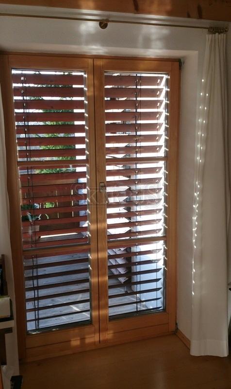 SKIRPUS outdoor wooden blinds TEGENSEE 7 – SKIRPUS wooden blinds .