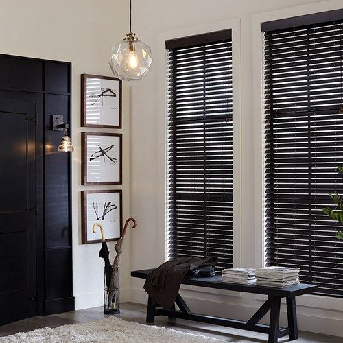 2 Inch Faux Wood Blinds | Blinds.c