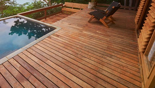 Wood Decking | Poulin Lumb