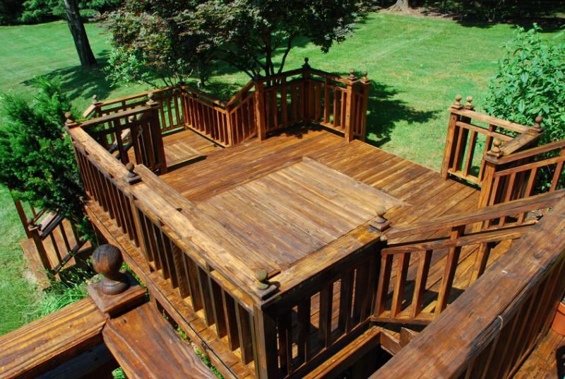 Creative Wooden Decks | Netwo