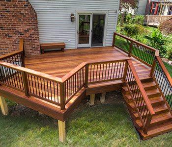 Wooden Decks - Stump's Quality Decks & Porch