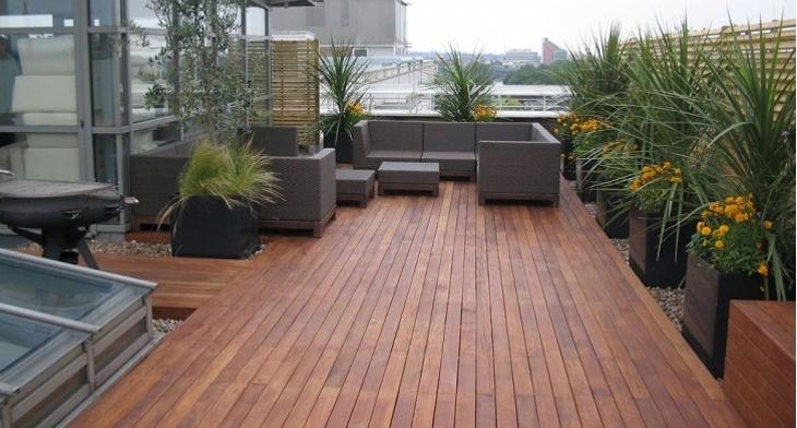 17+ Wooden Deck Designs, Ideas | Design Trends - Premium PSD .
