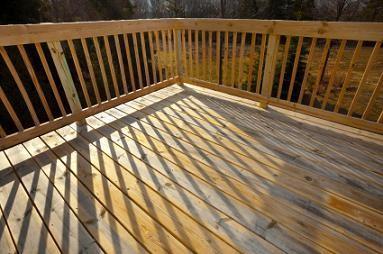 Wood Deck Cleaning Methods | LoveToKn