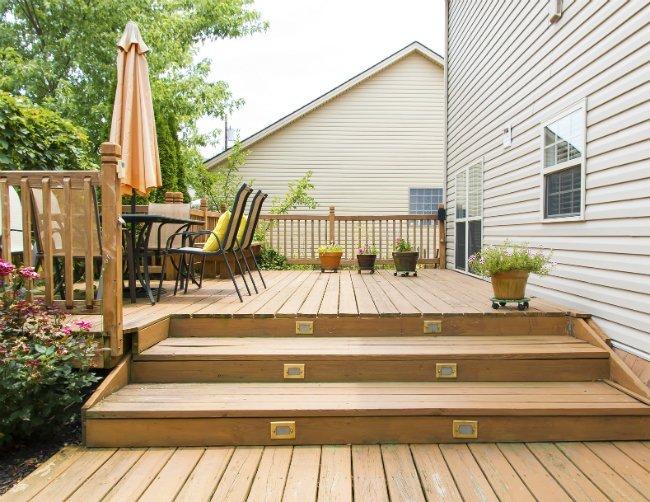 Homemade Deck Cleaner - Bob Vi